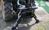 Hydraulické podpěrné nohy