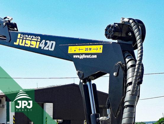 Naviják pro hydraulickou ruku VJ 420