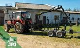 Traktor Zetor s vyvážečkou VJ 3000_500